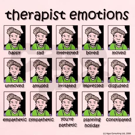 NOT Gestalt therapy, the antithesis of Gestalt therapy: therapist ...