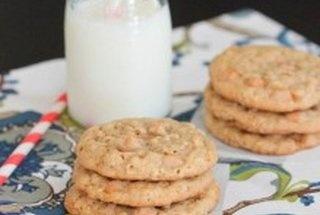Oatmeal Butterscotch Caramel Cookies | Recipes/Food/Drinks | Pinterest