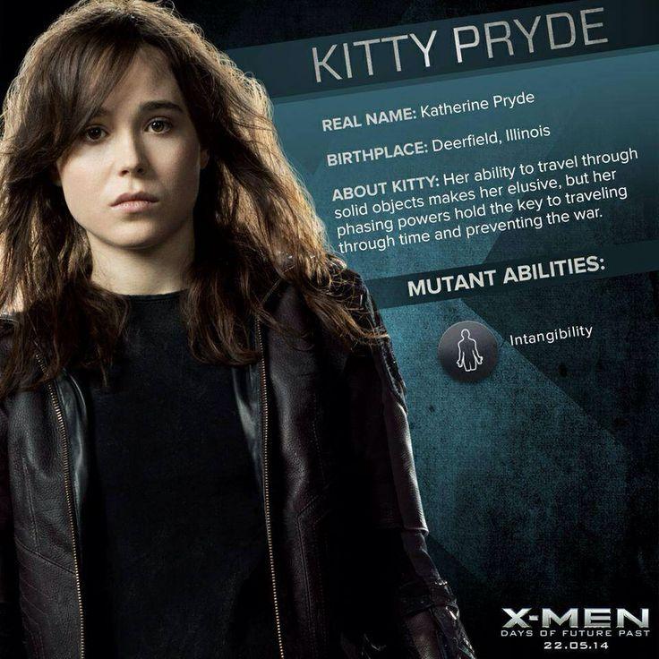 X Men Shadowcat Movie X-Men: Kitty | cool | ...