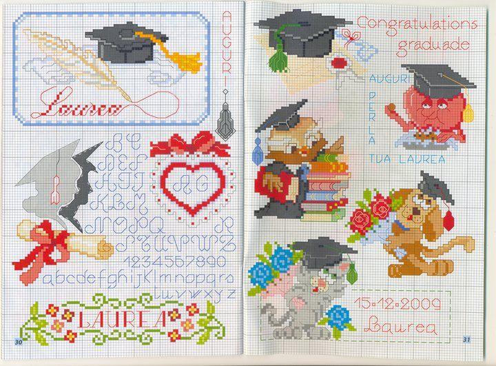 SCHEMI PUNTO CROCE  Cross Stitch  Pinterest