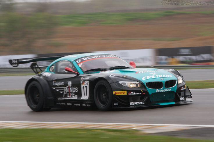 Bmw Z4 Gt3 Modern Race Cars Pinterest
