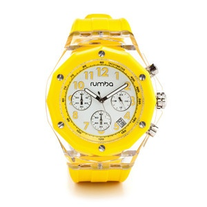 Mercer 45mm Lemon Drop White now featured on Fab.