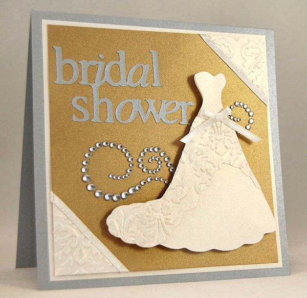 Bridal Shower Invitations: Bridal Shower Invitations Cricut