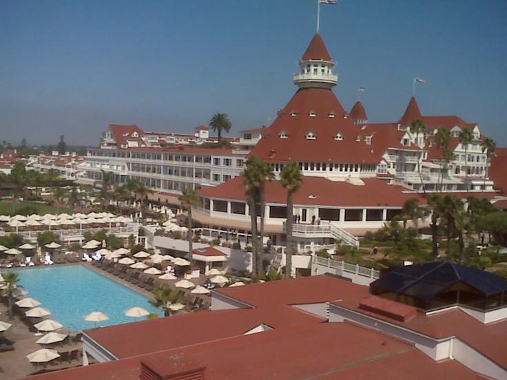 Hotel del coronado in san diego ca hotel del coronado for Hotels 92109