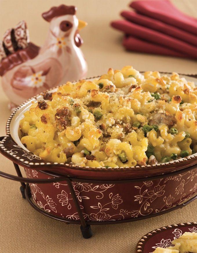 temp-tations® by Tara: Comfort Food: More Mac 'n Cheese, Please