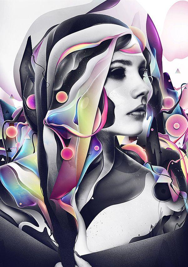 Insane New Works by Rik Oostenbroek