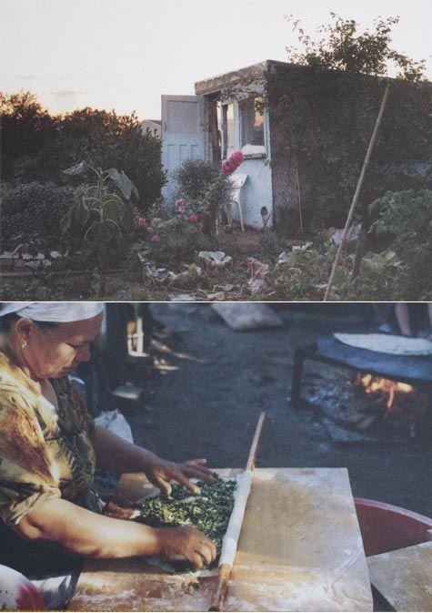 Bulgur, Celery and Pomegranate Salad | Recipe