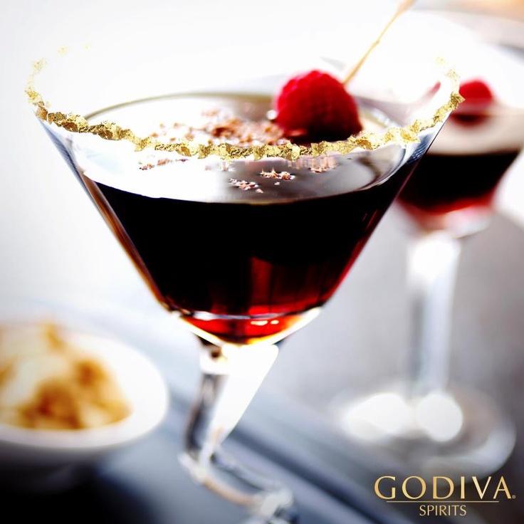 GODIVA Coco Raspberry Martini 1.5 oz. GODIVA Chocolate Raspberry ...