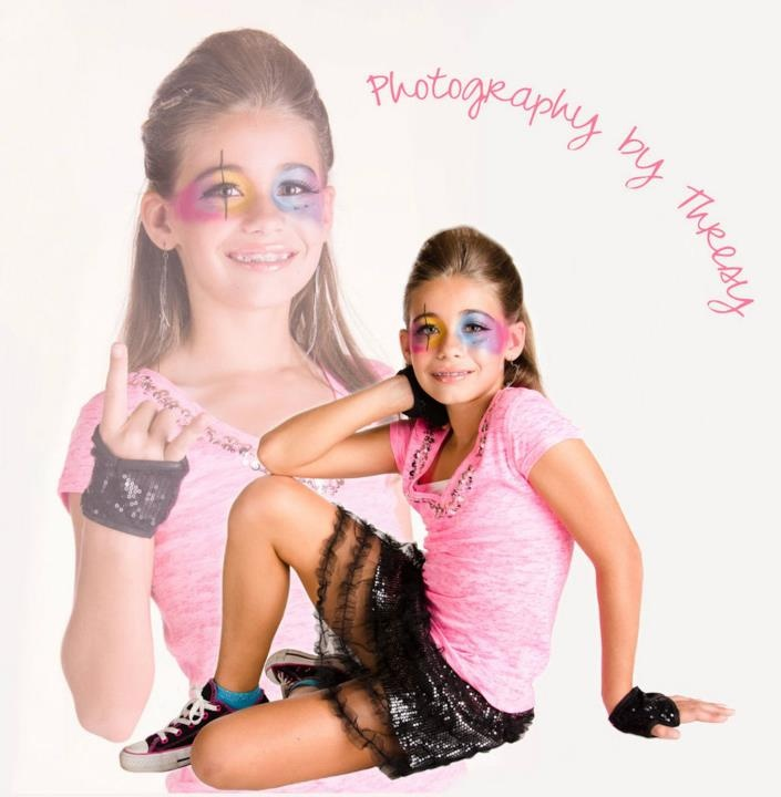 little girl dressed up for photo shoot photography   children pin