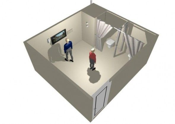 panic room plan for the home pinterest