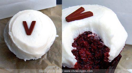 Sprinkles - Vegan Red Velvet cupcake! | Vegan From the Heart | Pinter ...