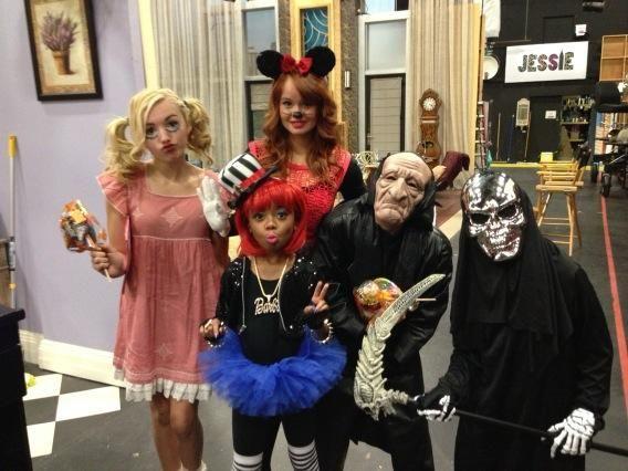 halloween disney channel 2017