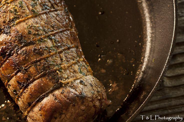 mustard roasted beef tenderloin recipes dishmaps mustard roasted beef ...