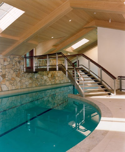 Pin by for residential pros on indoor pools inspiration for Building an indoor swimming pool