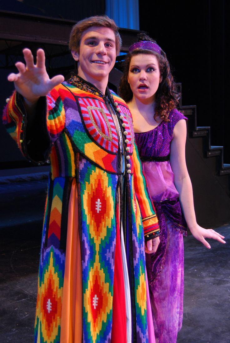 Joseph and the amazing technicolor dreamcoat narrator google search