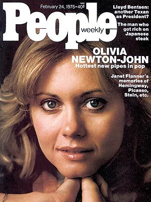 photo | 1970, 70s Music, Olivia Newton-John Cover, When They Were Young, Olivia Newton-John