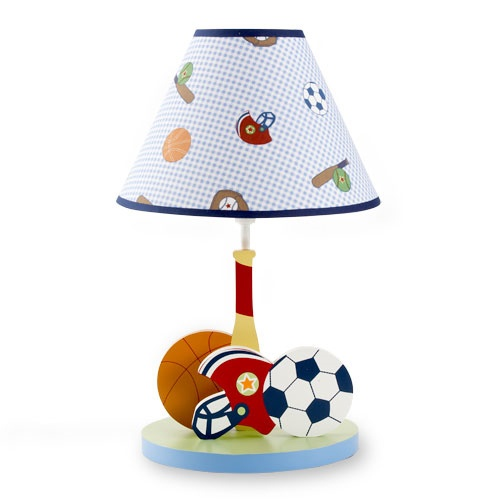 Click image above to buy lambs amp ivy super sports lamp w shade
