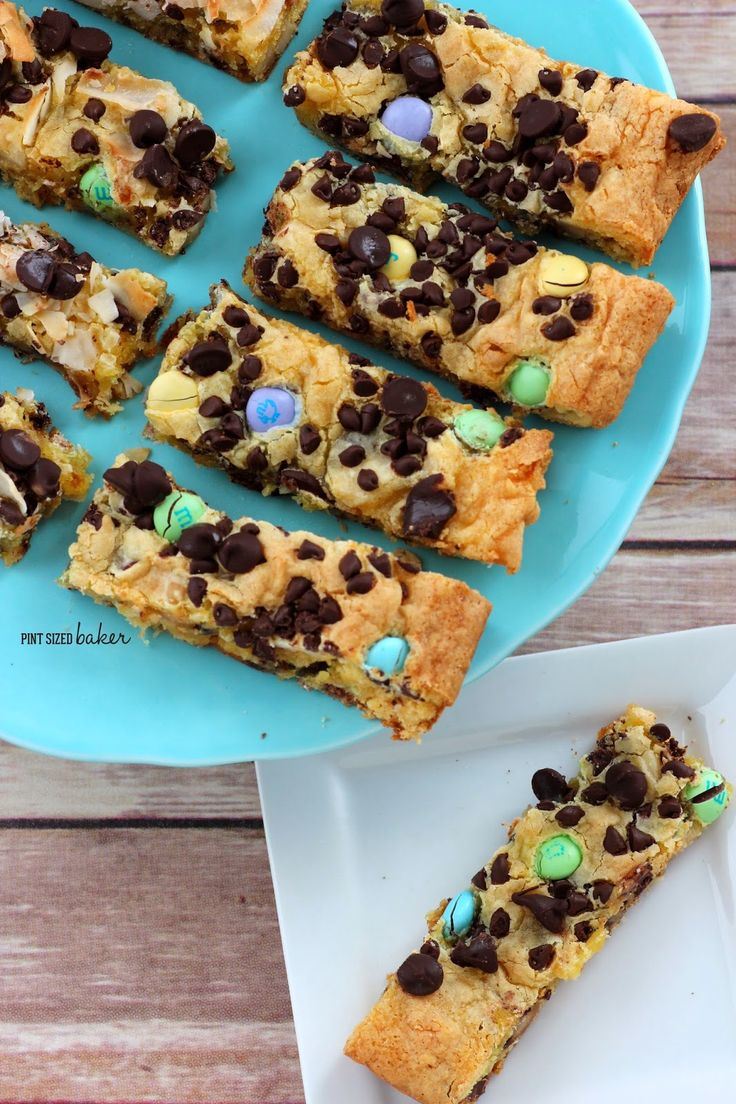 Gluten Free Cake Mix Cookie Bars