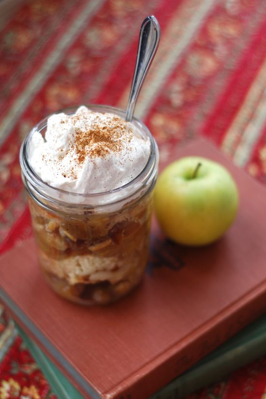 Apple Pandowdy {Shortcake} with Cognac Cream ~ delish for Fall ~ love ...