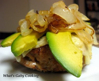 Spicy Pepper Jack Turkey Burgers | Burgers, Sandwiches and Wraps | Pi ...