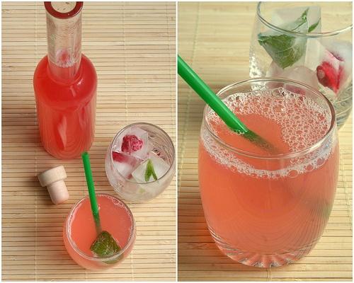 Rhubarb soda | Rhubarb lives ALONE!!! | Pinterest