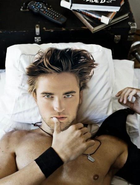 Yum, Robert Pattinson
