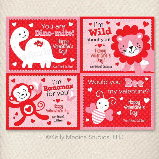 valentine cards custom