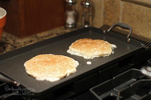 must try David Higgins best buttermilk pancakes - Beckys Bloghttp ...