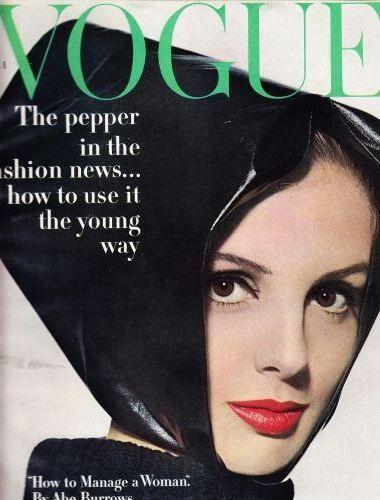 Vogue August 1962    #covers #magazines #vogue