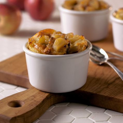 ... Bread Pudding with Cabot 50% Reduced Fat Cheddar - use french bread