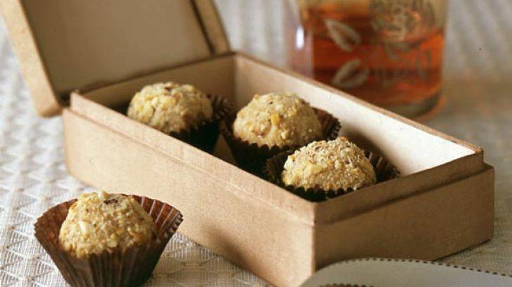 Mocha Hazelnut-Truffles Recipe | Recipes | Pinterest