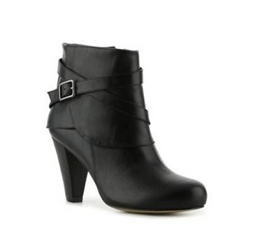 black ankle boot shooooes and bags