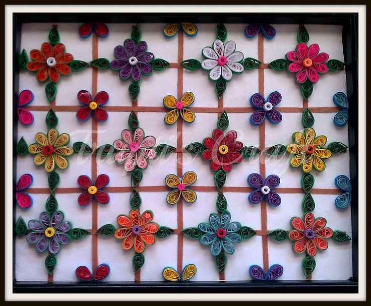 Quilling Frame | Quilling | Pinterest