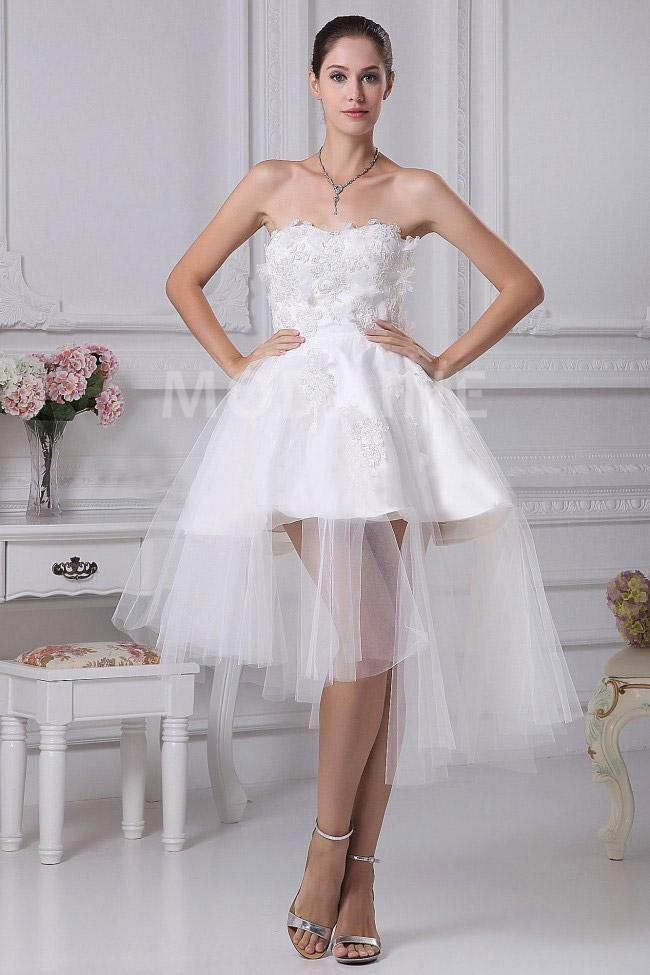 Robe de Mariage Civil  wedding  Pinterest