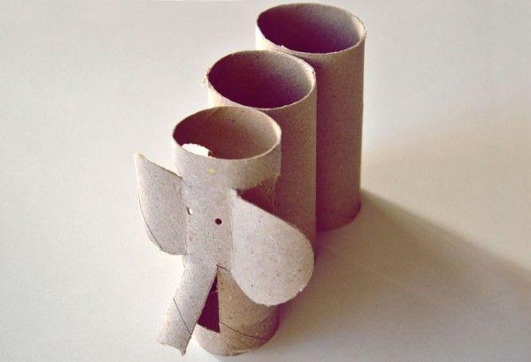 upcycled elephant