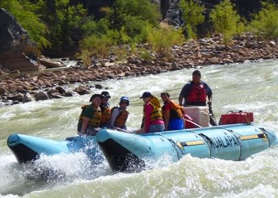 one day river rafting trips in grand canyon