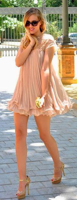Hot Evening Dress
