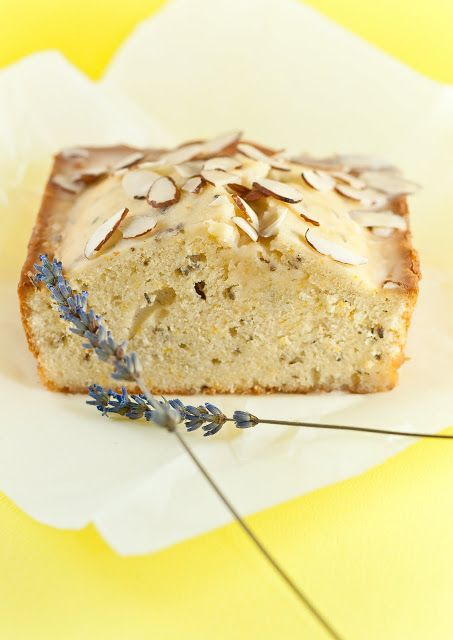 Meyer lemon-Lavender Pound Cake | ~ gateaux et le the ~ ( cake & …