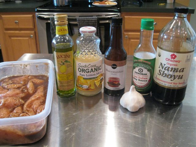 ... marinade spiced balsamic marinade best basic marinade recipe food