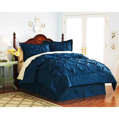 better homes and gardens bedding tufted 4 piece comforter set