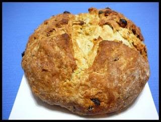 Holy Cannoli Recipes: Irish Soda Bread | food | Pinterest