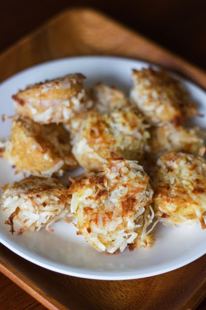 Baked Coconut Shrimp.....AWESOME.....healthy and yummy!....in my oven ...