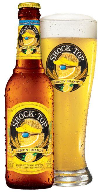 Shock top lemon shandy beers pinterest for Calories in craft beer