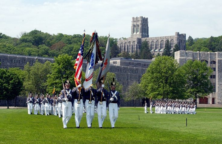 top military colleges