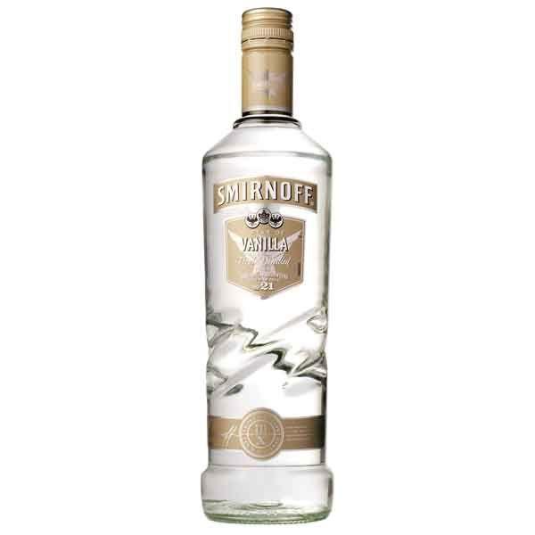 Smirnoff Vanilla Vodka | Cocktail Components | Pinterest