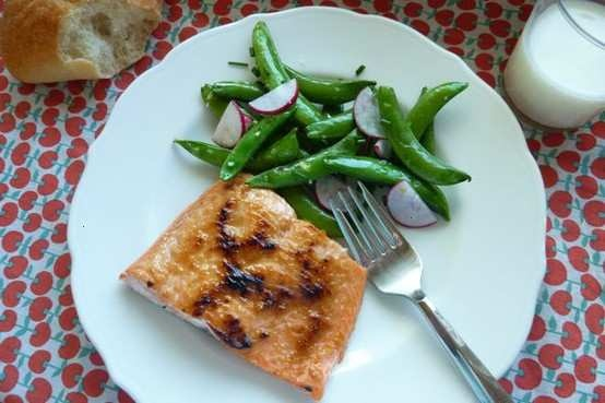 miso glazed salmon | Recipes to try | Pinterest