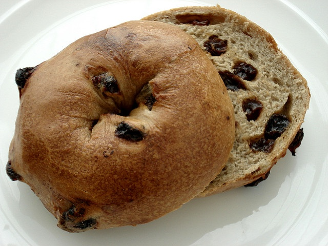 Homemade Cinnamon-Raisin Bagels | Breads and Flat Breads | Pinterest