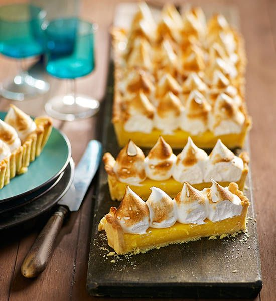 Lemon meringue pie Yahoo better homes and gardens