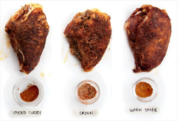 Spiced Roast Chicken from Leite's Culinaria (http://punchfork.com ...