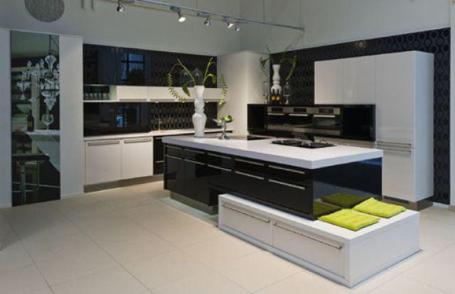 exklusive k chen bilder neuesten design. Black Bedroom Furniture Sets. Home Design Ideas